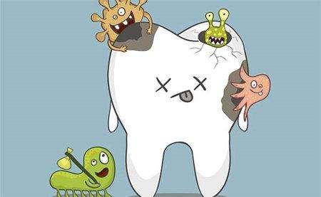 合肥佳冠口腔医院什么是酸蚀症